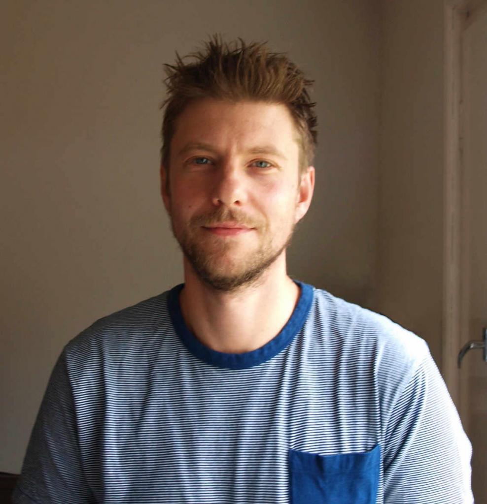 Profiilikuva, Jonas Bergström