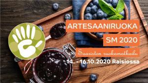 Artesaaniruoan SM-kilpailut ja seminaarikokonaisuus @ Raseko