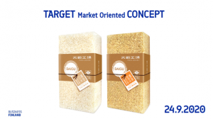 Boosting Export with Packaging - Webinar 4: Target Market Oriented Concept