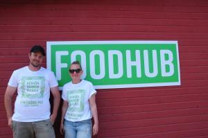 FoodHub -Paikallisten tuottajien yhteinen verkkokauppa-alusta webinaari