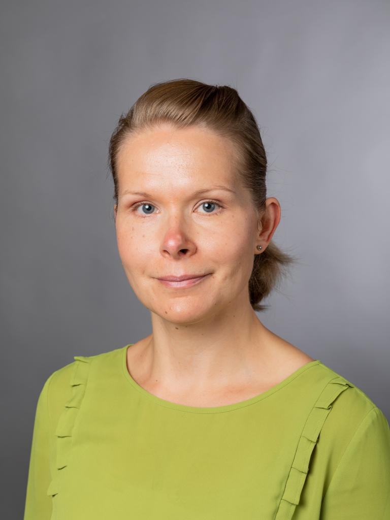 Johanna Mattila, profiilikucva.