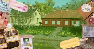Ruokamatkamuistoja Turusta! @ Elämystori, Forum Marinum
